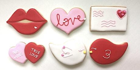 Valentine's Day theme Decorating Class tickets