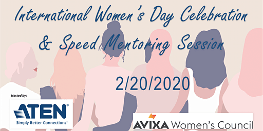 LA/OC AVIXA Women's Council International Women's Day Celebration