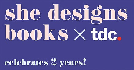 She Designs Books Celebrates Two Years tickets