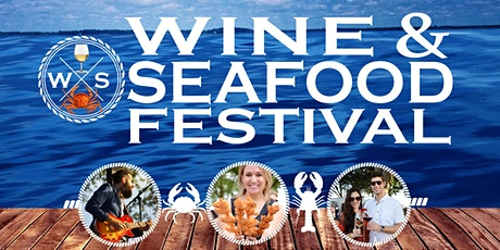 Wine & Seafood tickets