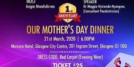 Footsteps of a Mother: SHAWN's 1st Anniversary tickets