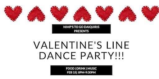 Valentine's Line Dance Party!!!