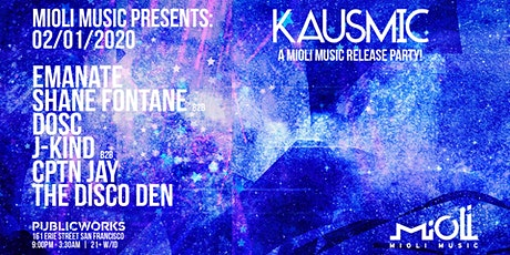 Mioli Music Presents: Kausmic tickets
