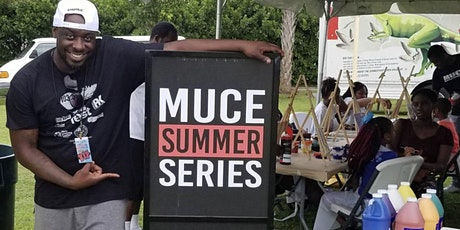 MUCE SUMMER SERIES: SIP & PAINT AND ARTIST TALK billets