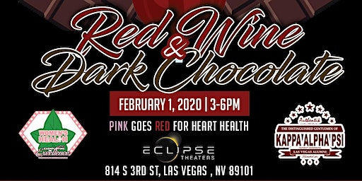 Pink Goes Red for Heart Health