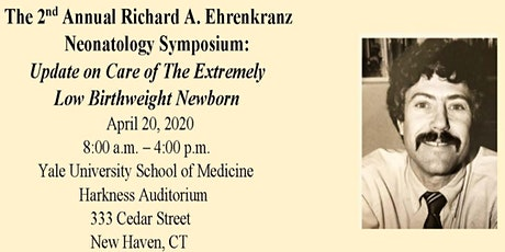 The 2nd Annual Richard A. Ehrenkranz Symposium tickets