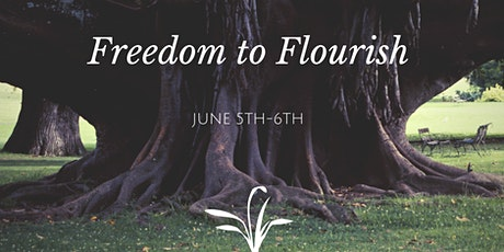 Freedom to Flourish Conference tickets