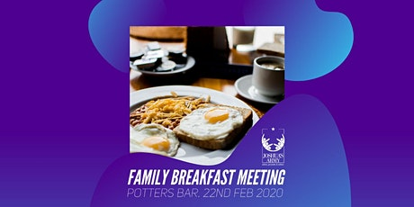 Joshua's Army Family Breakfast Meeting tickets