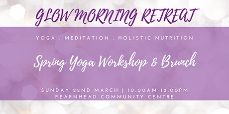 Spring Yoga Workshop & Brunch tickets