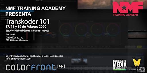 Colorfront Transkoder 101 Training