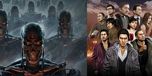 Play Terminator Resistance and Yakuza Remastered Collection