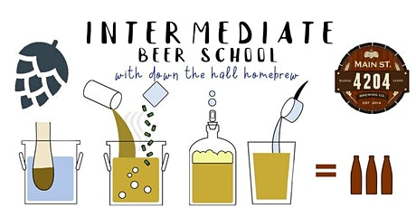 Intermediate Beer School Session 1: Class #1 tickets