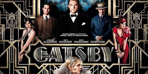 Ashridge House Valentine's Event - The Great Gatsby Indoor Cinema Night