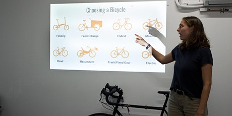 SF Bicycle Coalition Smart City Cycling 1: Classroom Workshop tickets
