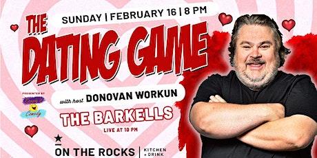 VALENTINE DATING GAME tickets