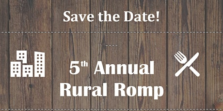 The 5th Annual Rural Romp at the University of Guelph tickets