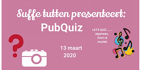 PubQuiz tickets