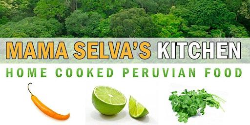 Mama Selva's Kitchen - home cooked Peruvian food