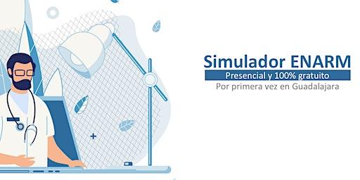 Simulador ENARM - Guadalajara
