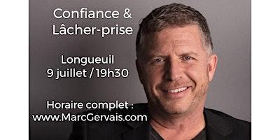 LONGUEUIL - Confiance / Lâcher-prise 15$