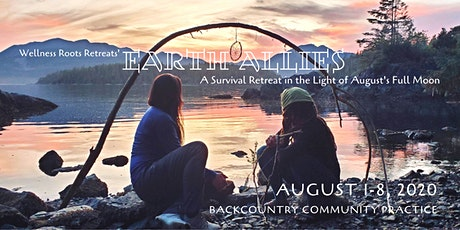 Earth Allies: A Survival Retreat In the Light of August's Full Moon tickets