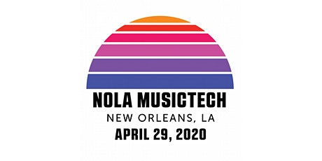 NOLA MusicTech Online tickets