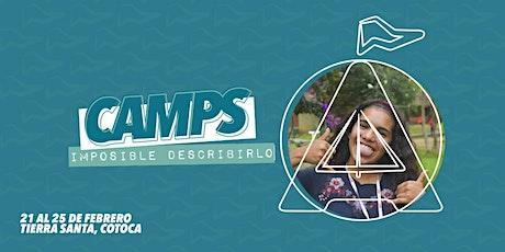 CAMP'S 2020 entradas
