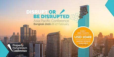 Property Portal Watch Conference Bangkok 2020 tickets