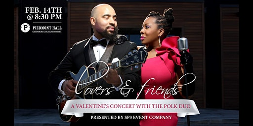 Lovers & Friends Valentine's Concert with the Polk Duo