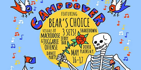 CAMP DOVER - Featuring Bear's Choice  tickets
