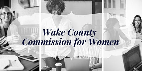 Wake County Commission for Women Listening Tour tickets