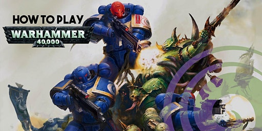 Learn to Play Warhammer 40,000