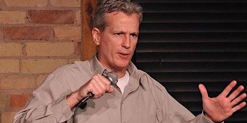 Comedian Steve Iott