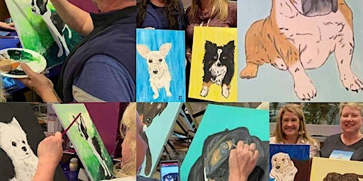Paint Your Pet Fundraiser for Franklin County Humane Society