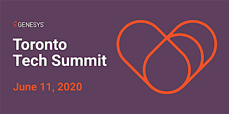 Toronto Tech Summit 2020 tickets