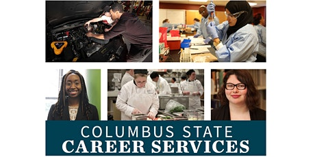 Summer and Part-Time Job Fair @ Columbus State tickets