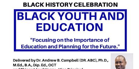 Malton Neighbourhood Services - Black History Month Celebration tickets