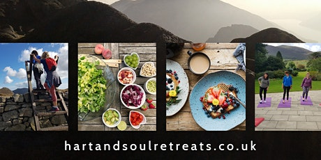 Hart and Soul Overnight Retreat 14/15th March tickets