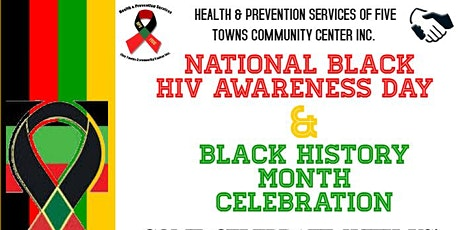 National Black HIV Awareness/Black History Month Celebration tickets