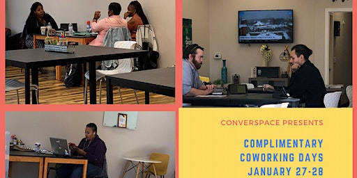 Complimentary Coworking Days