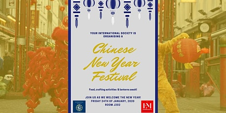Chinese New Year - Walk in Oxford! tickets