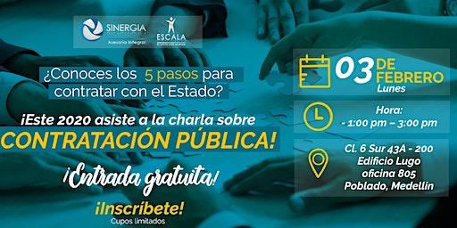 Asesoría en contratación pública 1:00 pm