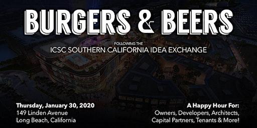 C.W. Driver Companies Hosts Burgers & Beers!