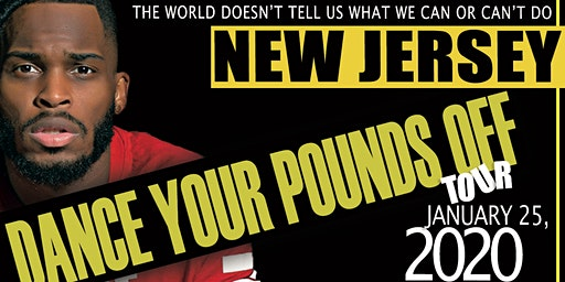 Dance Your Pounds Off New Jersey!