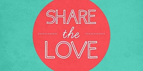 Share the Love Appreciation Event 2020 tickets