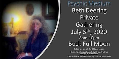 Psychic Medium Reading with Beth Deering tickets