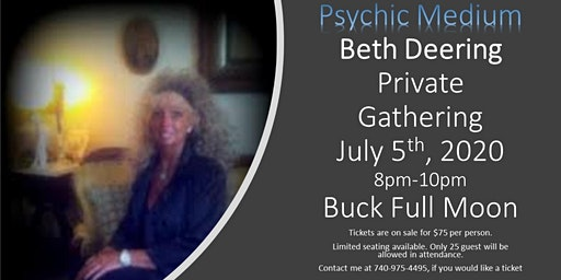 Psychic Medium Reading with Beth Deering