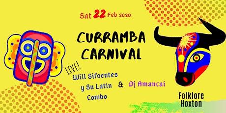 Curramba Carnival tickets