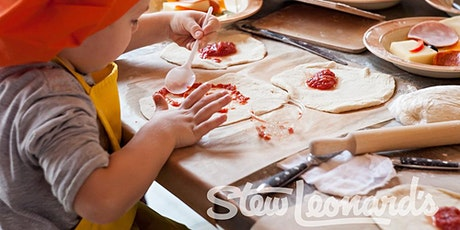 Toddler Cooking Class - Pizza Grilled Cheese! tickets