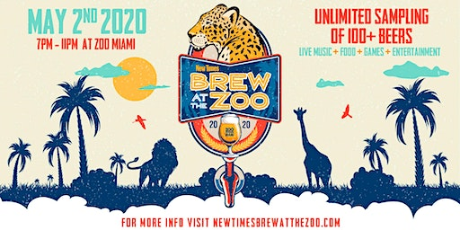 Miami New Times' Brew at the Zoo 2020